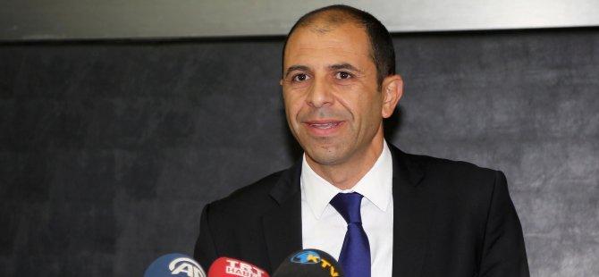 """' MÜZAKERECİLİK GÖREVİ KABUL ETMEYECEĞİM"""""""