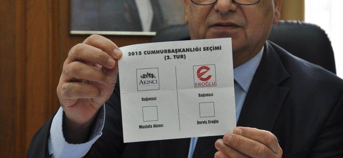 """""""RESMİ OLMAYAN SONUÇLARI 2 SAAT İÇİNDE ..."""""""