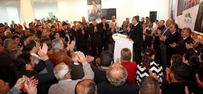 """""""DEĞİŞİMİN ADRESİNİ HERKES BİLİYOR"""""""