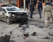 IRAK'TA POLİS MERKEZİNE SALDIRI...8 KİŞİ ÖLDÜ!