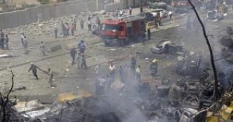 BAĞDAT'TA 7 BOMBALI SALDIRIDA 13 KİŞİ ÖLDÜ, 75 KİŞİ YARALANDI!