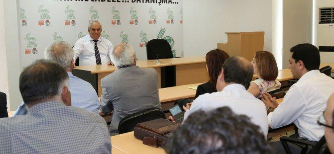 CTP-BG PARTİ MECLİSİ ÖNEMLİ BİR GÜNDEMLE TOPLANIYOR