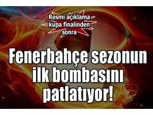 FENERBAHÇE SEZONUN İLK BOMBASINI PATLATIYOR!