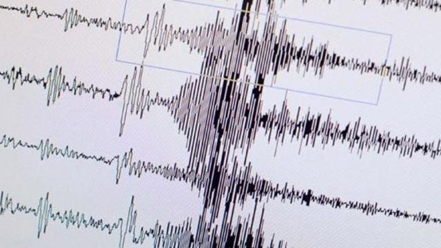 Karadeniz'de deprem...