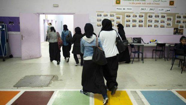 Uzun etek giyince okula alınmadı