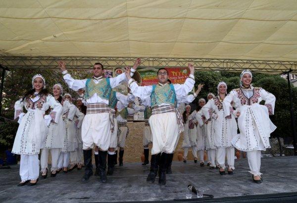 İPEK KOZA FESTİVALİ BAŞLADI