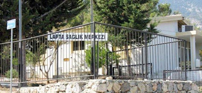 SAĞLIK MERKEZİ'NDE SKANDAL!