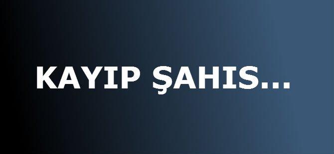 KAYIP ŞAHIS...
