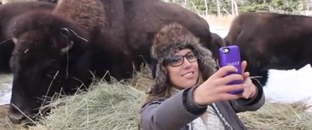 Selfie sevdası canına mal oldu
