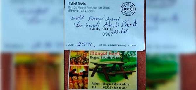 SAHİLLER GİTTİ, SIRA PİKNİK ALANINA GELDİ!