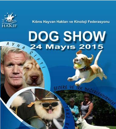 1. HAKİF DOG ŞOV ETKİNLİĞİ!