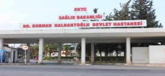 TOMOGRAFİ SERVİSİ'NDE GREV