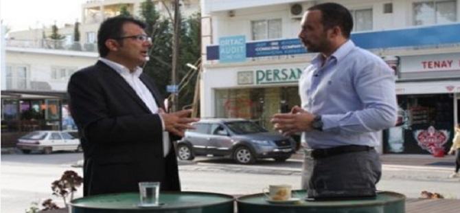 """""""KIBRIS TÜRKÜ HIZLI BARIŞA HAZIR DEĞİL"""""""