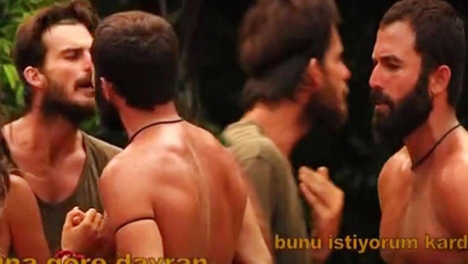 SURVİVOR'DA ORTAM GERİLDİ!