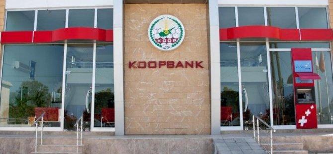 KOOP - BANK'A AÇILAN 43 KİŞİLİK MÜNHAL DURDURULDU
