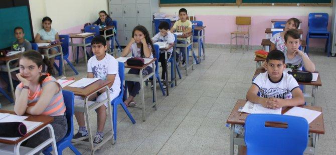 KOLEJ GİRİŞ SINAVI 3. BASAMAĞI YAPILIYOR