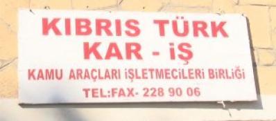 """""""İZİN KURULUNUN VERDİĞİ TAŞIMACILIK İZİNLERİNE KARŞIYIZ"""""""