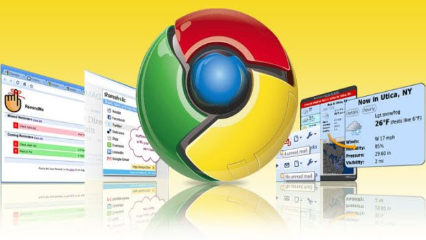Chrome kullananlara müthiş haber