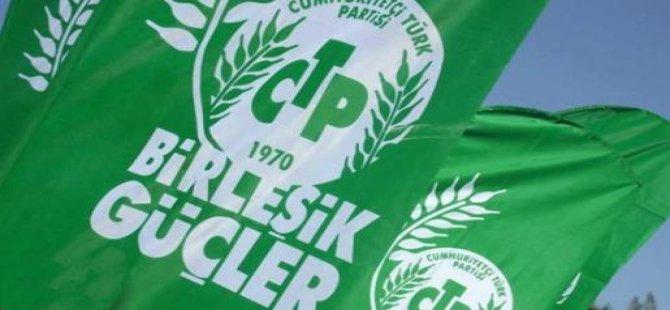 CTP-BG 25'İNCİ KURULTAYI BU PAZAR OLAĞANÜSTÜ TOPLANIYOR