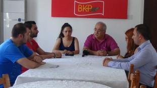 BKP'DEN ECZACILIK ÖĞRENCİLERİNE DESTEK