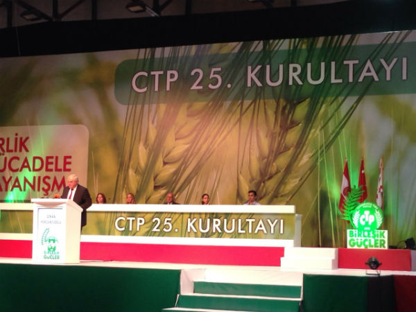 CTP-BG 25'İNCİ KURULTAYI TOPLANDI