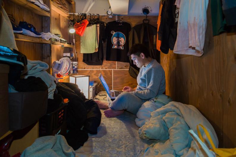 Küçük odaların büyük dünyası...