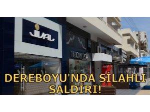 LEFKOŞA'DA İKİ İŞYERİNE SİLAHLI SALDIRI!