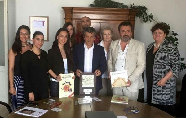 LTB-PALMANOVA ARASINDA KÜLTÜREL VE SOSYAL İLİŞKİLER GELİŞTİRİLECEK