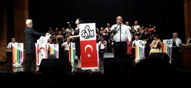 'KARDEŞ KOROLAR'  KONSERİNİN İKİNCİ AYAĞI 2 TEMMUZ'DA İSKELE'DE