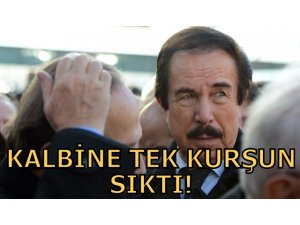 İNTİHAR ETTİ!