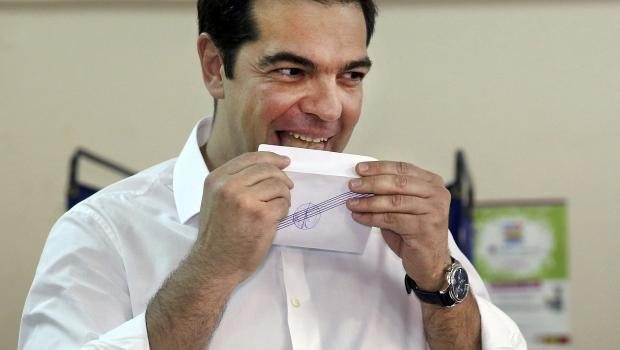 Yunanistan'da kader oylaması