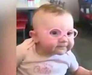 Dünya bu bebeği konuşuyor