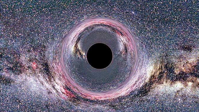 Bilinen en büyük kara delik