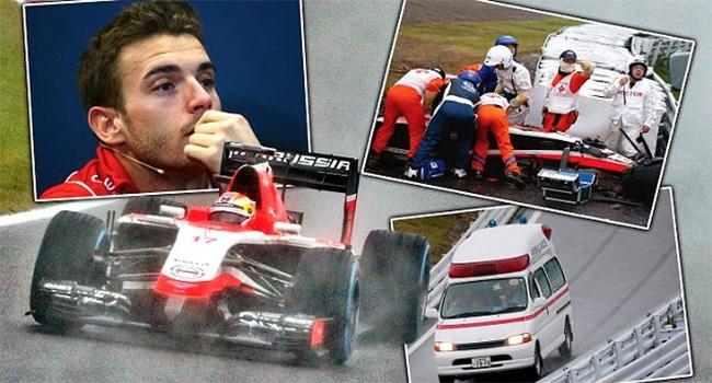 Formula 1 pilotundan acı haber!