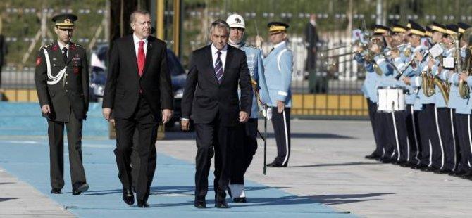 """""""TÜRKİYE, 'YENİ ANNAN PLANI'NI İSTİYOR"""""""