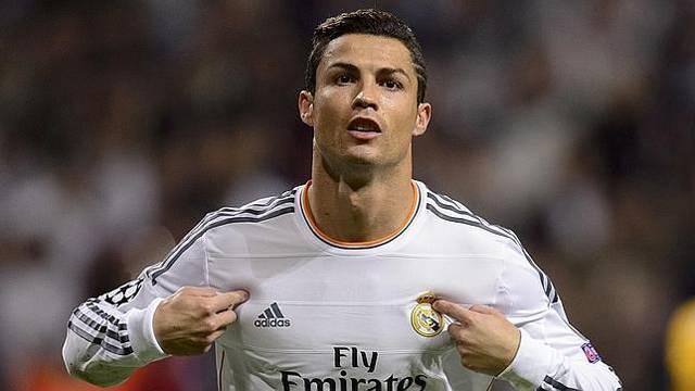 Cristiano Ronaldo depremi!