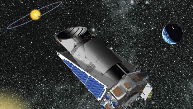 NASA'DAN DEV KEŞİF!