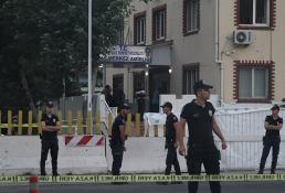 ADANA'DA POLİS MERKEZİNE SALDIRI