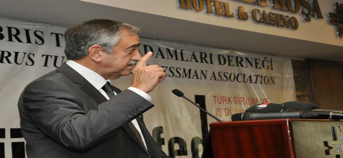 """AKINCI: """"KIBRIS DEĞİŞİM SÜRECİNE GİRDİ"""""""