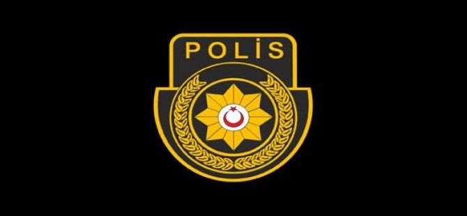 POLİS BASKIN YAPTI...