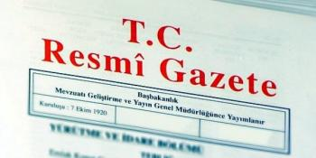 TÜRKİYE İLE KKTC ARASINDAKİ ANLAŞMA RESMİ GAZETE'DE...