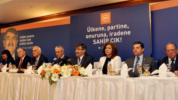 UBP'Lİ MUHALİF MİLLETVEKİLLERİ İSTİFA EDİYOR
