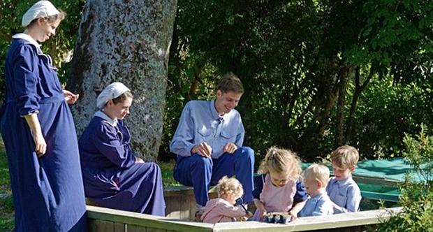 Yeni Zelanda'da bir tuhaf cemaat...