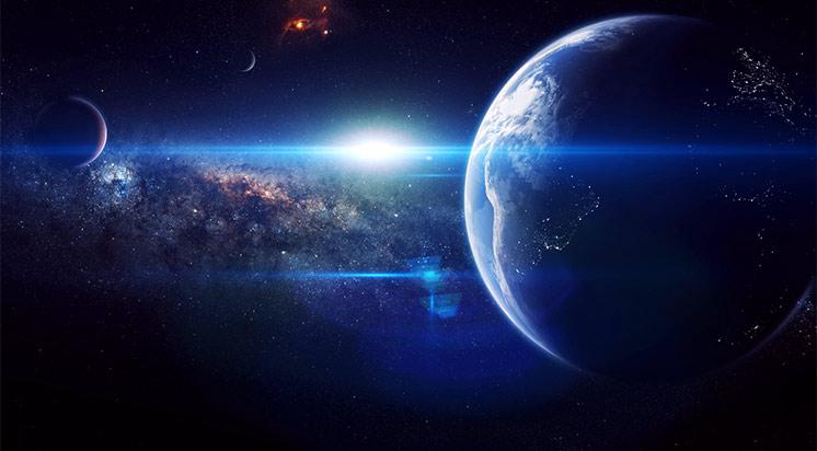 Evrenin sonu mu geliyor?