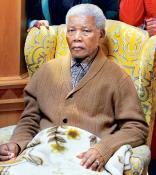 MANDELA'NIN SAĞLIK DURUMU İYİYE GİDİYOR