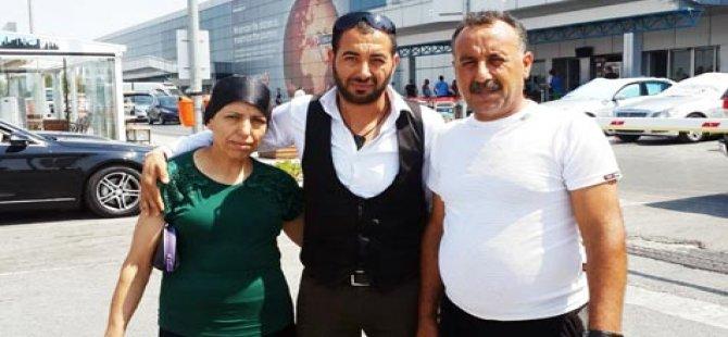 """""""ACILI BABA, ANNE İLE OĞLUNU KAVUŞTURDU"""""""