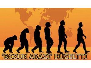 'BOZUK ARAZİ' DÜZELTTİ