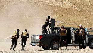 IRAK'TA DAEŞ'LE ÇATIŞMALARDA 2 GENERAL ÖLDÜ