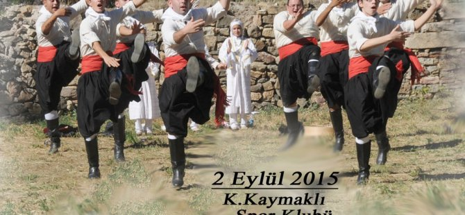 TUFAD 9. KÜLTÜR ŞÖLENİ 2 EYLÜL'DE