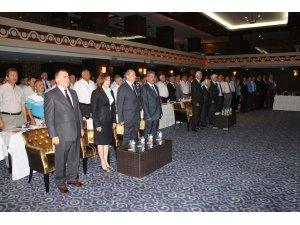 YOL-İŞ SENDİKASI'NIN TOPLANTISI CRATOS OTEL'DE BAŞLADI